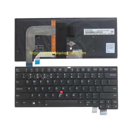 Bàn Phím Laptop Lenovo Thinkpad T460 T460s T460p