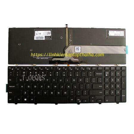 Bàn phím Dell Inspiron 3543, 15 3543, N3543A ,15-3543 3543