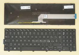 Bàn Phím laptop Dell Inspiron 7557, 15-7557