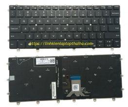 Bàn phím laptop Dell XPS 9365, 13 9365