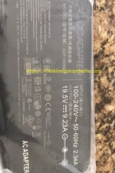 Sạc Laptop Asus Rog G75 G75V G75VW G75VX G75VM ZIN