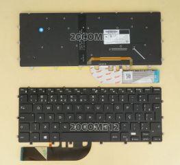 Bàn phím Dell XPS 9550 P56F P56F001
