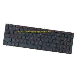 Bàn phím laptop Asus N551J N551JV N551JB