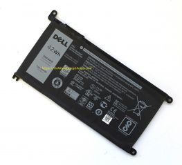 Pin laptop Dell 15 5568 P62F, P62F001