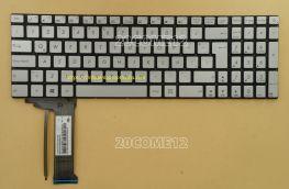 bàn phím laptop Asus N550L