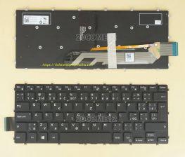 Bàn phím laptop Dell Inspiron 15 7579 có đèn led