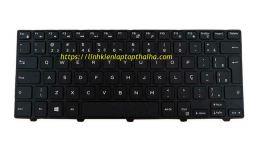 Bàn phím laptop Dell inspiron 14 3476 N3476