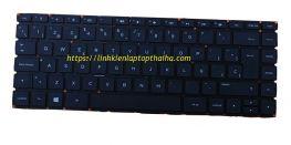 Bàn phím laptop HP 348 G4