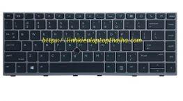 Bàn phím laptop HP Elitebook 840 G6
