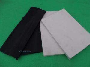 Tấm cao su EVA màu đen và trắng