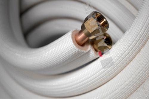 Ống bảo ôn bọc ống dẫn điều hòa dân dụng