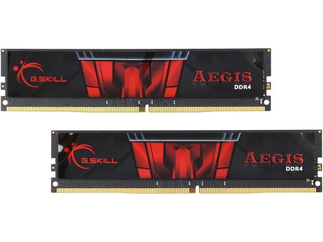 G.Skill Aegis 4G bus 2133 cas 15 DDR4