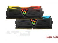 GeIL Super Luce RGB Lite 2x8GB bus 2400 cas 16 DDR4