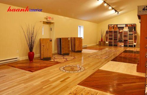 Sàn gỗ tự nhiên SGT001