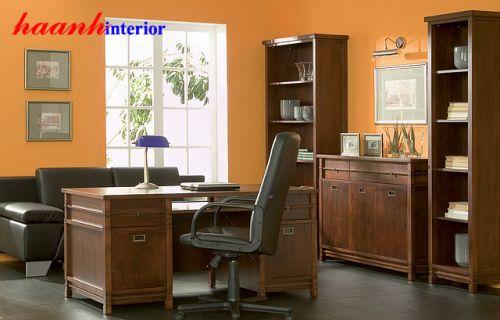 Thiết kế nội thất văn phòng PLV004