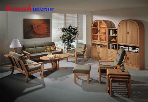 Sofa gỗ tự nhiên cao cấp SFG011