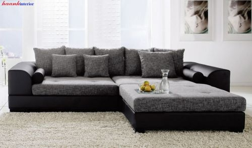 Sofa da cao cấp chất lượng và sang trọng hiện đại SFN 012