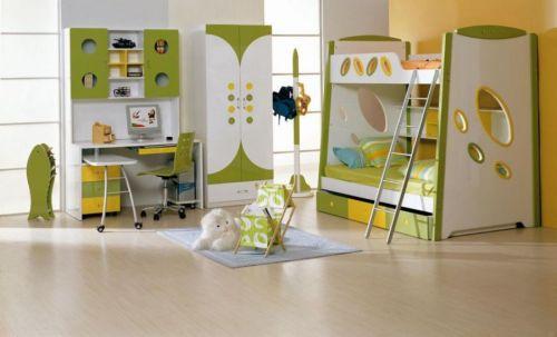 Giường tầng trẻ em đa năng GTE011