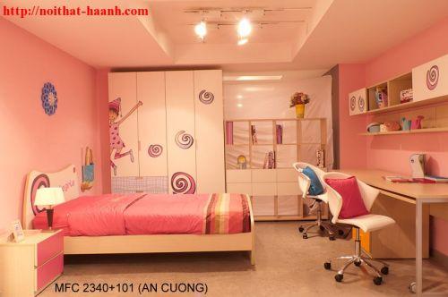 Phòng  trẻ em hiện đại PTE016