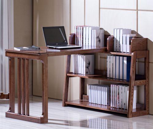 Bàn làm việc và giá sách hiện đại. PLVH 015