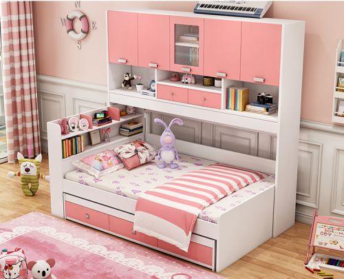 Giường trẻ em gỗ công nghiệp cao cấp.GTE 032