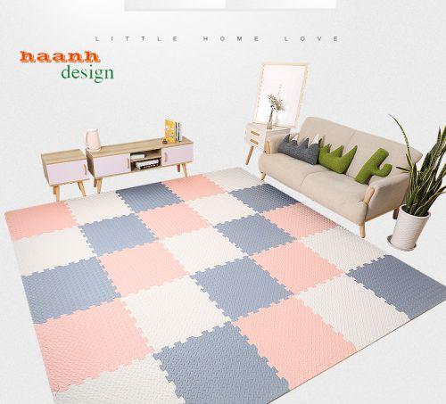 Thảm trải sàn gạch dành cho gia đình. TTS 004
