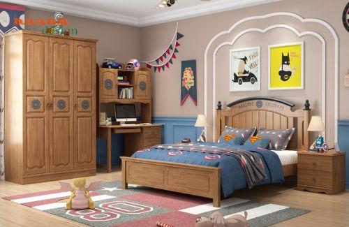 Nội thất phòng trẻ em, đồ gỗ phòng ngủ trẻ em. PCB 018