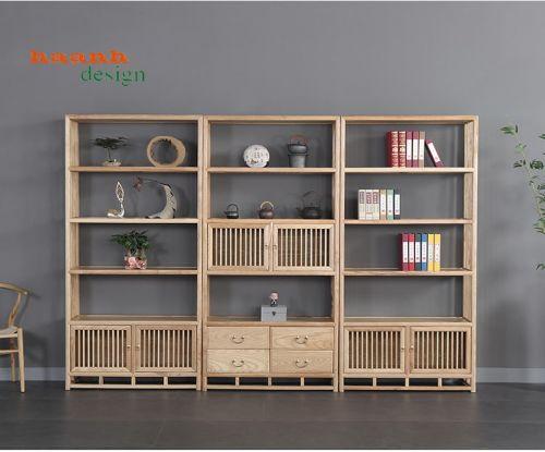 Tủ gỗ phong cách truyền thống chất lượng. BTA 009
