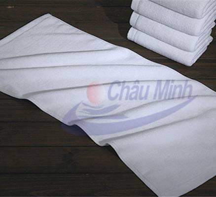 Khăn quấn đầu cotton 40x70cm 150gr dùng trong spa (Hàng cao cấp)