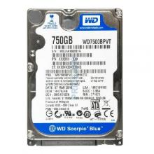 HDD 750G Laptop