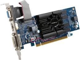 Vga Gigabyte N210/1G/64bit/DR3
