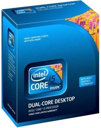 Chip I5 650 3.2G, SK 1156