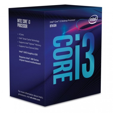 Chip I3 8100