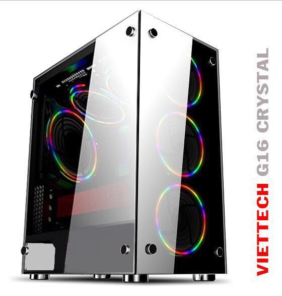 Vỏ Case Viettech G16 Gaming