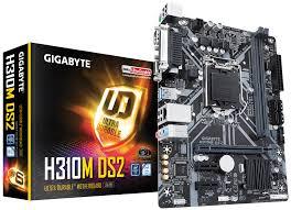 Main Gigabyte H310M-ds2, mới 100%