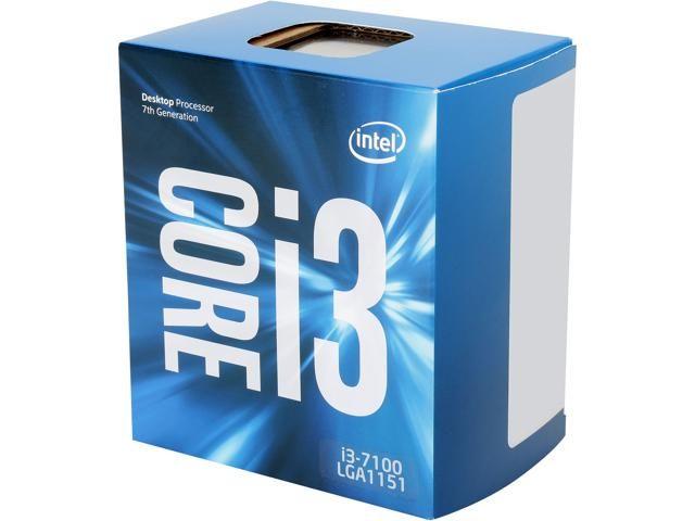 Chip I3 7100 sk 1151