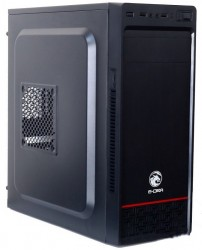 Case: H110, I3 9100F, Ram 8G, SSD 120G, VGA RX570-8G