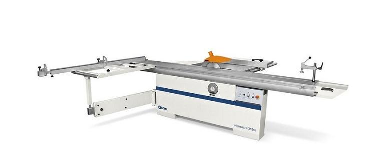 Máy cưa bàn trượt Minimax Si 315 es