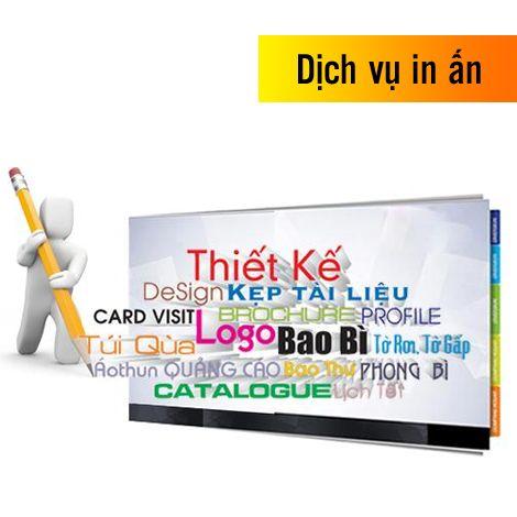 Dịch vụ in ấn Tân Đô
