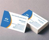 Mẫu in card visit giấy C0002