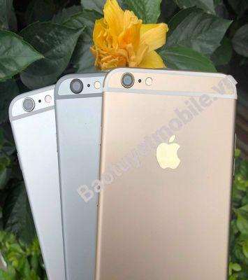 iPhone 6 / 32GB LOCK Chính Hãng ( ĐÊN / TRẮNG / VÀNG ) - (Cũ, còn mới 95%, 99%)