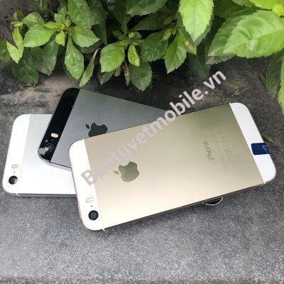 IPHONE 5S 32GB CŨ 95%, CÒN MỚI 99%  (ĐÊN / TRẮNG / VÀNG) CHÍNH HÃNG BẢN QUỐC TẾ