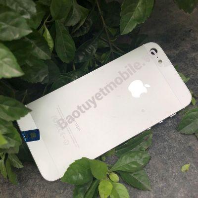 iPhone 5S 16GB (ĐÊN / TRẮNG / VÀNG) CHÍNH HÃNG BẢN QUỐC TẾ