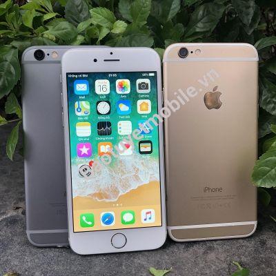 IPHONE 6 PLUS 16GB CŨ 95%, CÒN MỚI 99% CHÍNH HÃNG BẢN QUỐC TẾ ĐEN/ TRẮNG/ VÀNG