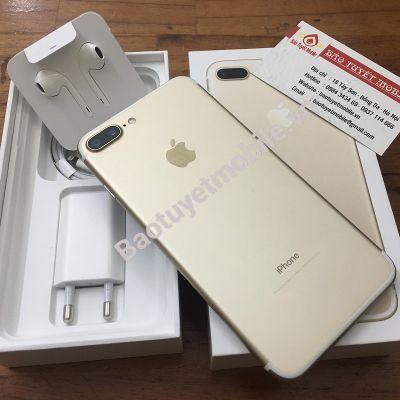 IPhone 7 PLUS - 32GB HÀNG LL/A CHƯA ACTIVE BH ĐỦ 12 THÁNG ( Mới 100% ) Chính Hãng Quốc Tế