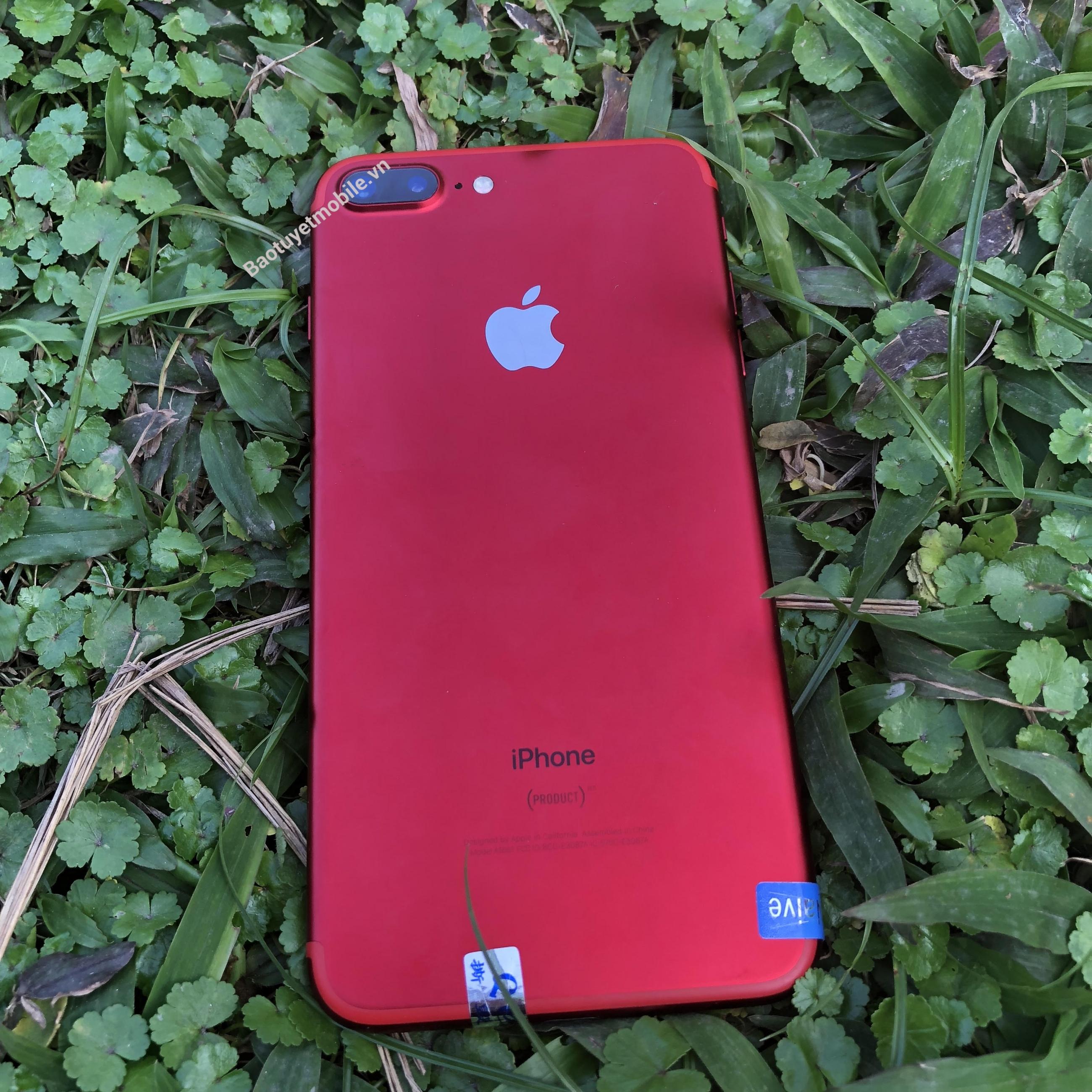 iPhone 7 PLUS 32GB - 128GB CÁC MÀU BẢN LOCK 95, 99%   Chính Hãng