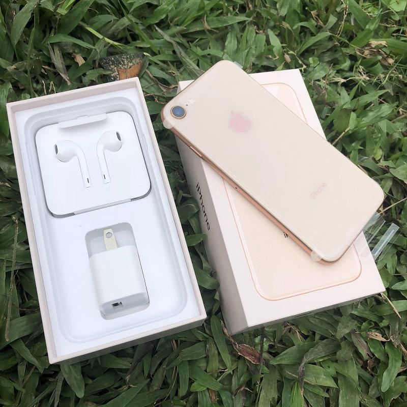 IPhone 8 64GB CHÍNH HÃNG BẢN QUỐC TẾ CŨ ,CÒN MỚI 95%, 99%