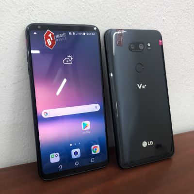 LG v30  - V30 PLUS 1 SIM CŨ 95%, CÒN MỚI 99% BẢN QUỐC TẾ