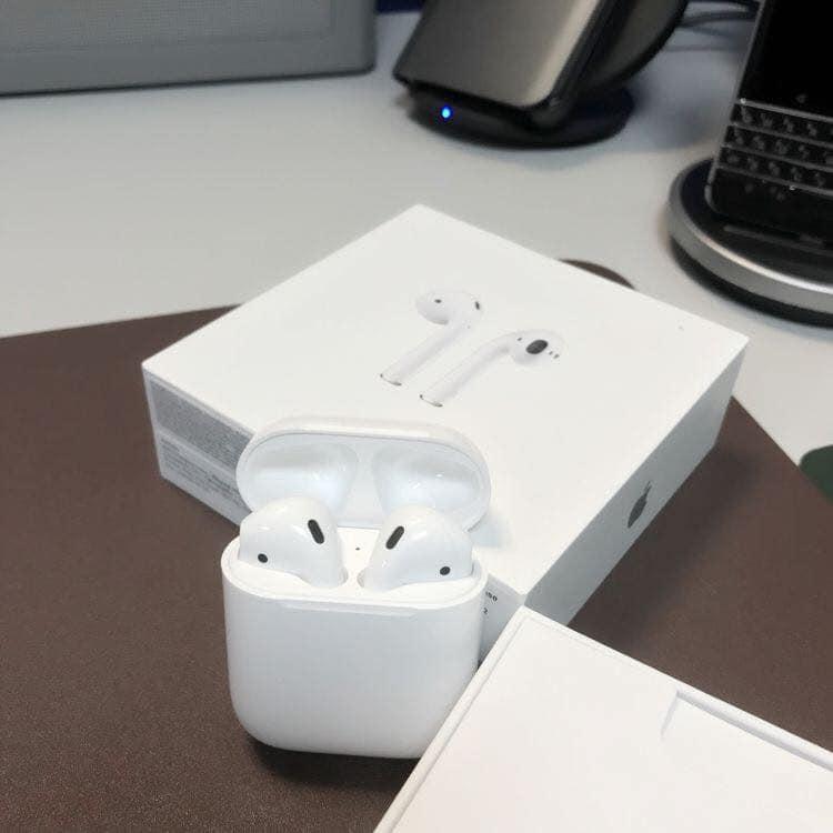 Tai nghe Bluetooth Apple AirPods 2 fullbox Chính Hãng Apple