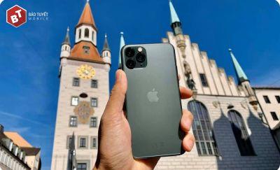 IPHONE 11PRO 64GB CŨ 95% , MỚI 99% CHÍNH HÃNG BẢN QUỐC TẾ